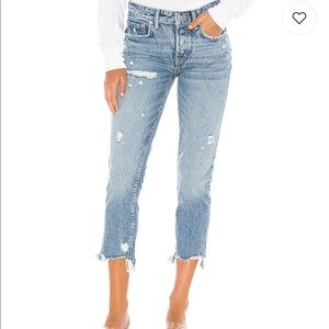 NWT Free People Good Times Relaxed Skinny Jeans